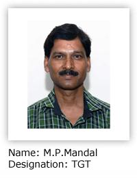 M-P-Mandal